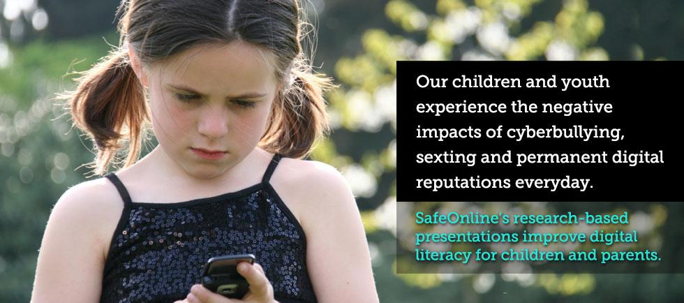 SafeOnline Children & Youth Internet Safety