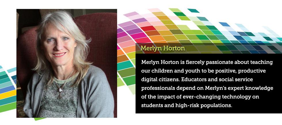 Merlyn Horton, SafeOnline